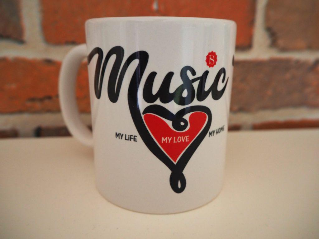 Deine Tasse mit deinem Logo oder Design